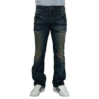 LOLITA JEANS  ブーツカット メンズ デニムパンツ #391-33 (30インチ) インディゴ P12Sep14