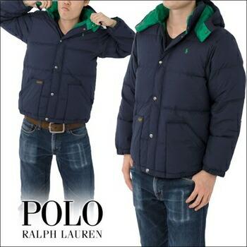 POLO RALPH LAUREN(ポロラルフローレン)  (ボーイズ) PONY PUFFER ジャケット ( 全2色 ) (L) ブラック ※ボーイズサイズ P12Sep14