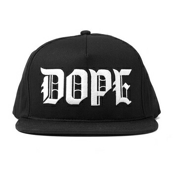 DOPE COUTURE  MOB TIE-BACK バック バンダナ ブラック / レッド P12Sep14
