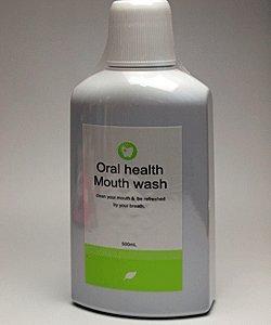 モンルナ オーラルヘルス マウスウォッシュ(洗口液)500ml