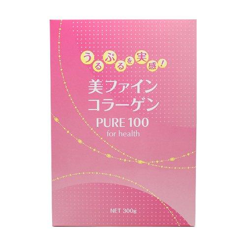 美ファインコラーゲン PURE100 300g