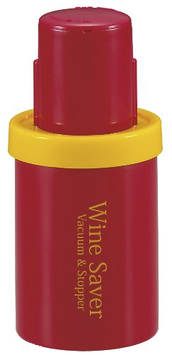 パール金属 ワインセーバー 真空ポンプ&ストッパー(ワイン) MK-2710 P12Sep14
