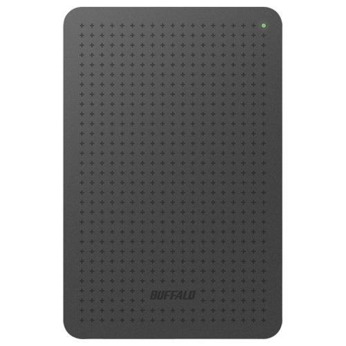 バッファロー/BUFFALO ミニステーション ターボPC EX2対応 USB3.0ポータブルHDD 2TB ブラック HD-PLF2.0U3-GB P12Sep14