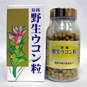 原種野生ウコン粒(約1000粒) サプリメント ウコン 健康 原種野生ウコン 粒  P12Sep14
