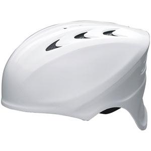 SSK 野球 ソフトボール用キャッチャーズヘルメット ホワイト(10) Mサイズ CH225 P12Sep14