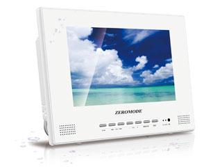 ポータブルdvdプレーヤー フルセグ 防水 ZEROMODE (ゼロモード) 9インチフルセグ防水DVDプレーヤー RV−WFS09 P12Sep14