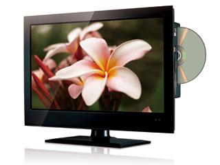 テレビ ハイビジョン LED ZEROMODE (ゼロモード) 15.6DVD内蔵デジタルハイビジョンLEDテレビ スタンドタイプTV FL−16DTV P12Sep14