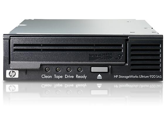 HP LTO3 Ultrium 920 SASテープドライブ(内蔵型) B 日本HP EH847B