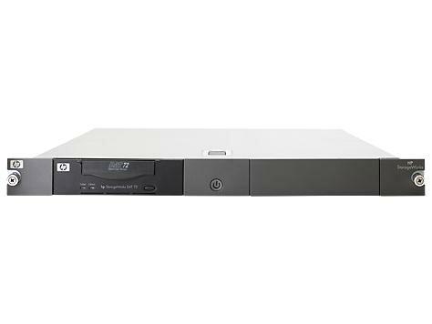 HP DAT 160 USBテープドライブ 1U ラックマウントキット C 日本HP AG703C