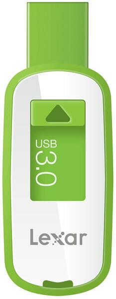 JumpDrive S23 USB3.0フラッシュドライブ 32GB レキサー・メディア LJDS23-32GABJP P12Sep14