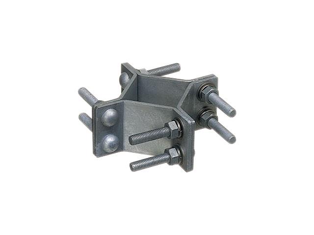 マスト接続金具 マスプロ電工 CM90 P12Sep14