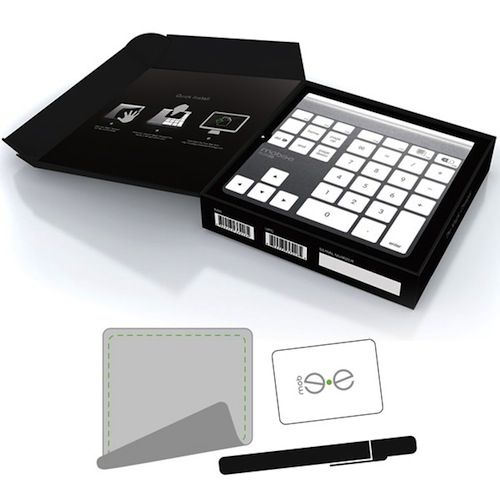 The Magic Numpad for the Apple Magic Trackpad プレアデスシステムデザイン MO6210
