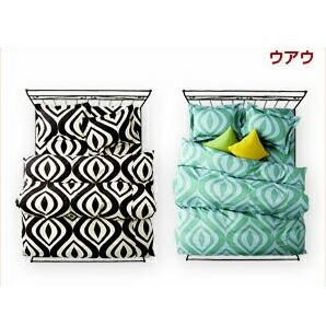 シビラ sybilla ハニカムトップ ボックスシーツ ダブル ウアウ 布団カバー 寝具カバー シーツ寝具 P12Sep14