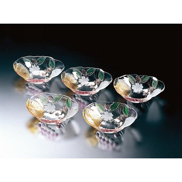 グリーンガーデン 楕円小鉢5個セット B1583S P12Sep14