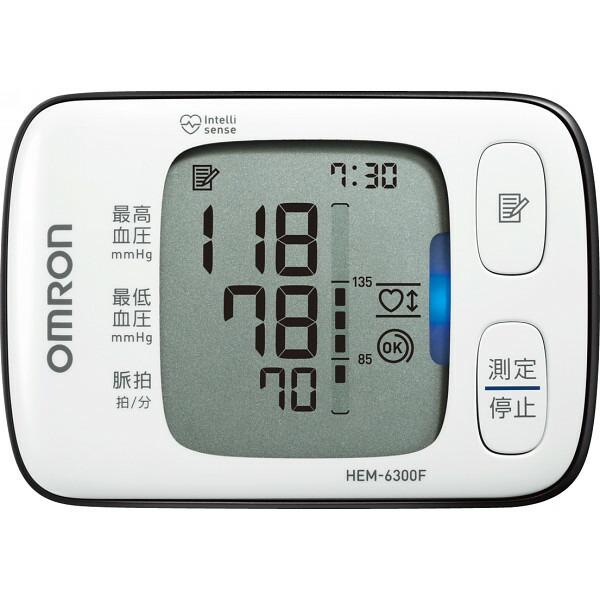 オムロン 手首式血圧計 HEM−6300F P12Sep14