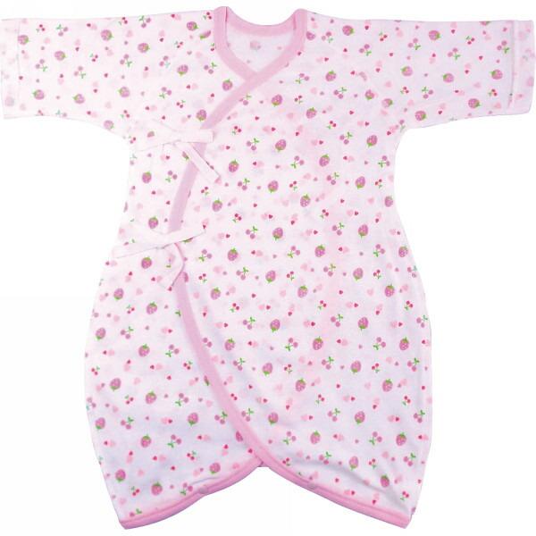 新生児肌着5点セット イチゴ 077−414500−00 P12Sep14