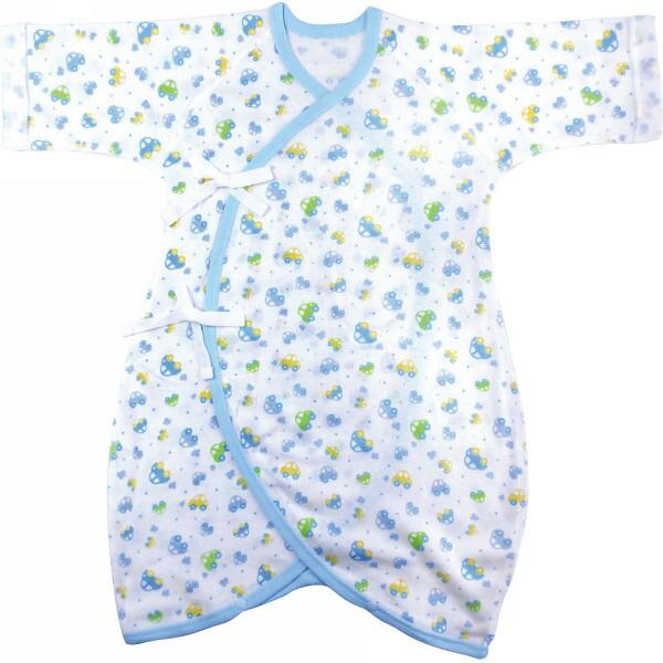 新生児肌着5点セット クルマ 077−414600−00 P12Sep14