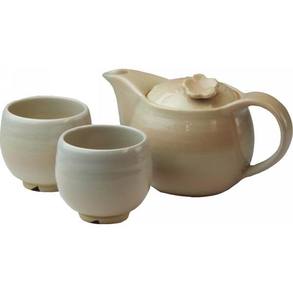萩焼 姫土 茶の間セット 06330 P12Sep14