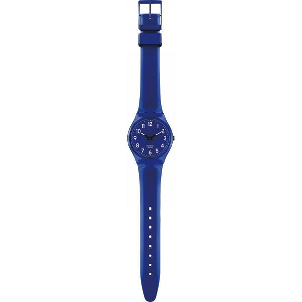 スウォッチ ユニセックスウォッチ ブルー GN230 Original G SWATCH P12Sep14