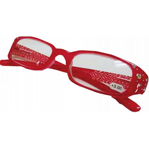 スタイリッシュ老眼鏡(度数1.5、2.0、2.5) ピンク+2.0 XS03 +2.0 エクシーン P12Sep14