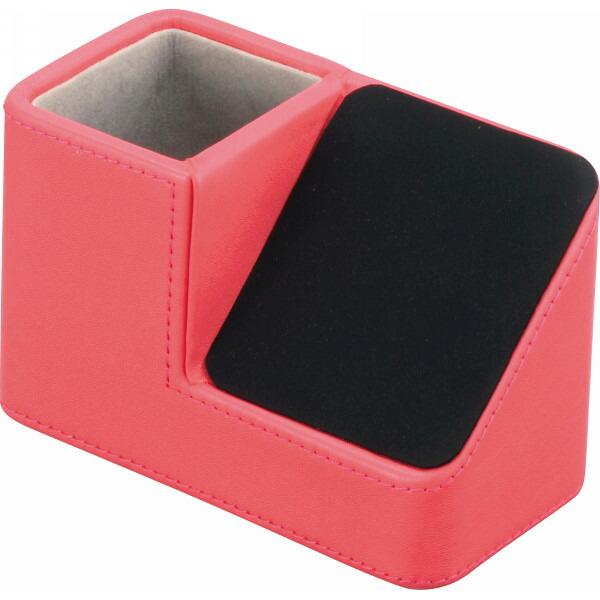 携帯電話&メガネスタンド ピンク 240−591P P12Sep14