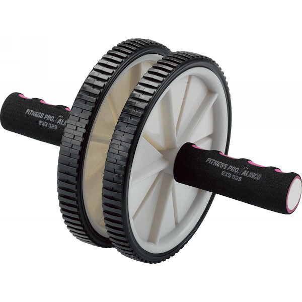 アルインコ エクササイズホイール ホワイト×ブラック EXG029 P12Sep14
