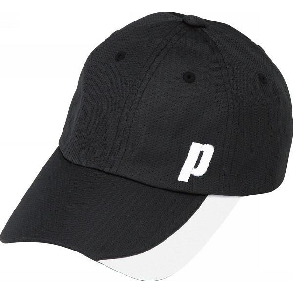 プリンス キャップ ブラック 無地 PH556 PRINCE P12Sep14