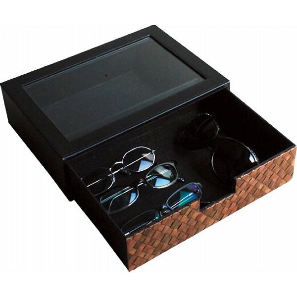 コレクターズケース 茶・黒 6210−0004 L&Pシリーズ P12Sep14