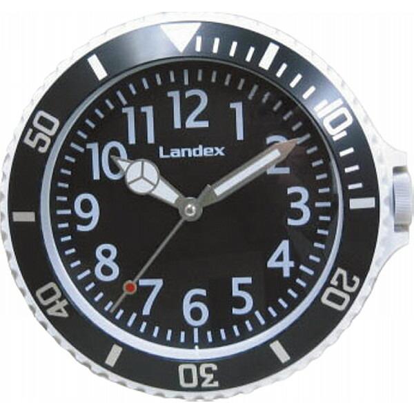 腕時計型掛時計 文字盤黒 YW9094WH P12Sep14