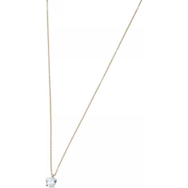 ノーマ・ジーン ハートシェイプペンダント ゴールドカラー N0077−GP P12Sep14
