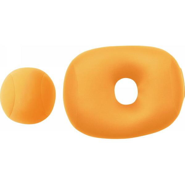 MOGURホールピロー・ミニボールセット オレンジ 4540323010844 P12Sep14
