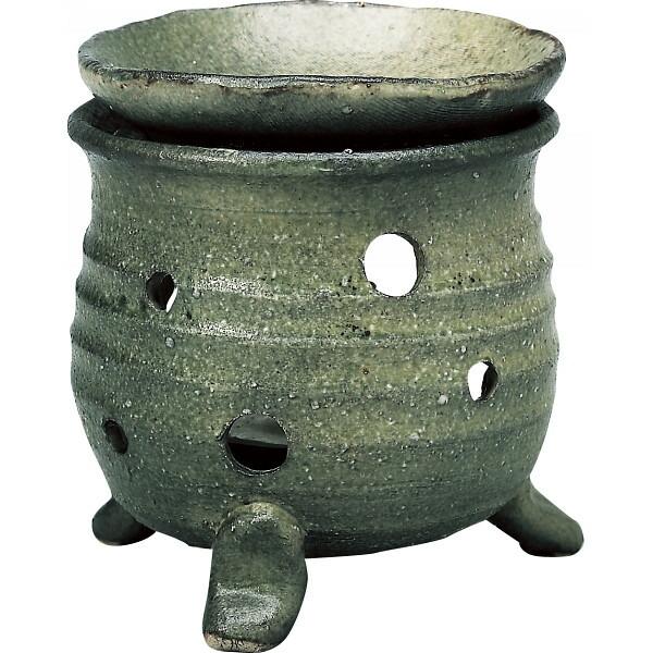 信楽焼 新緑 茶香炉 G4‐4201 P12Sep14