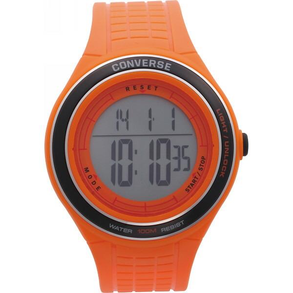 コンバース タッチパネルデジタルウオッチ オレンジ CN2905−99OR P12Sep14