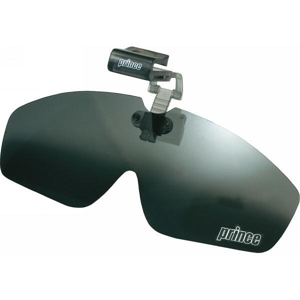 プリンス 帽子装着型偏光サングラス ブラック PA333 PRINCE P12Sep14