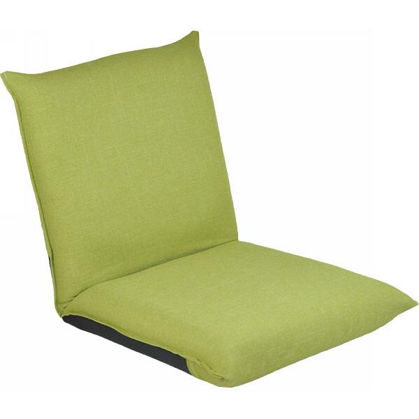 低反発コンパクト座椅子 Jベスト グリーン ミクセル座椅子 Jベスト グリーン P12Sep14