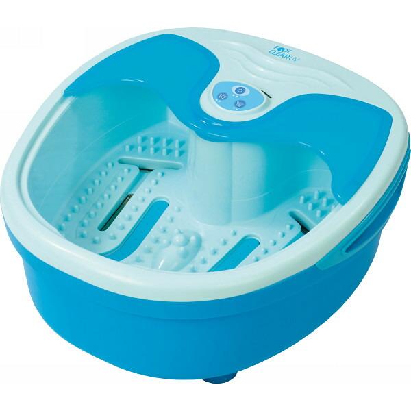 アルインコ 家庭用紫外線水虫治療器 フットバブクリアUV ブルー MCR9000 P12Sep14