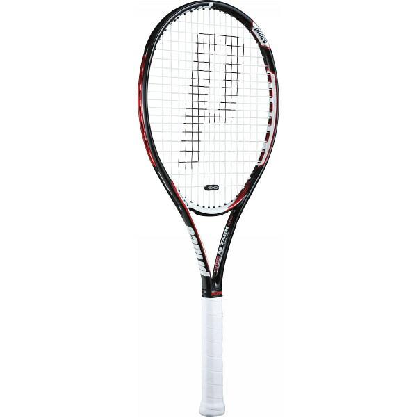 プリンス テニスラケットEXO3ツアーアタック100 ブラック×レッド 7T33S PRINCE P12Sep14