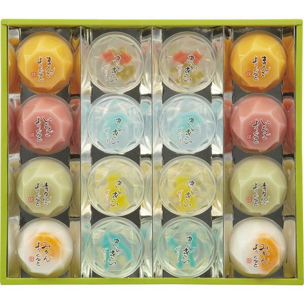 森白製菓 きらきらゼリー詰合せ 夏の煌めき 母の日 2014 ギフト 母の日メッセージカード付き(代引き不可)