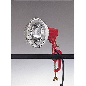 東京メタル工業 リフレクター投光器照明 200W投光器 赤(代引き不可) P12Sep14