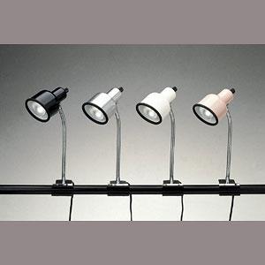 東京メタル工業 クリップライト照明 PF-304PW 白(代引き不可) P12Sep14