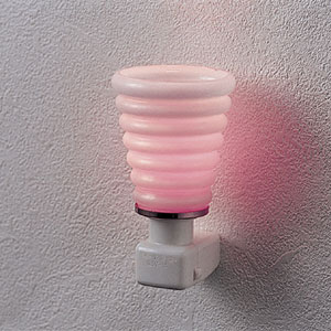 東京メタル工業 ナイトライト照明 LL-5P ピンク(代引き不可) P12Sep14