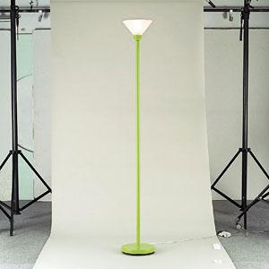 東京メタル工業 フロアースタンド照明 VH-FS2800G 緑(代引き不可) P12Sep14