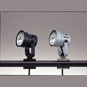 東京メタル工業 ハロゲンライト照明 HLC-110PB 黒(代引き不可) P12Sep14