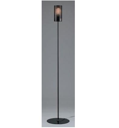 東京メタル工業 フロアースタンド照明 V-8BK 黒(代引き不可) P12Sep14