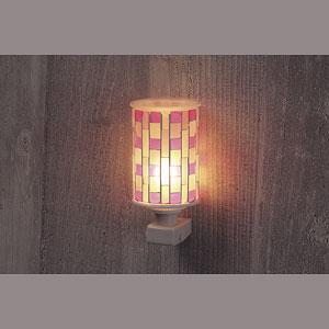東京メタル工業 モザイクライト照明 ZS-2009T ピンク(代引き不可) P12Sep14