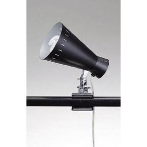 東京メタル工業 クリップライト照明 ENC-770PB 黒(代引き不可) P12Sep14