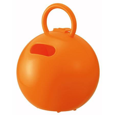 ペーパーホルダー ポイッとボール オレンジ(代引き不可) P12Sep14