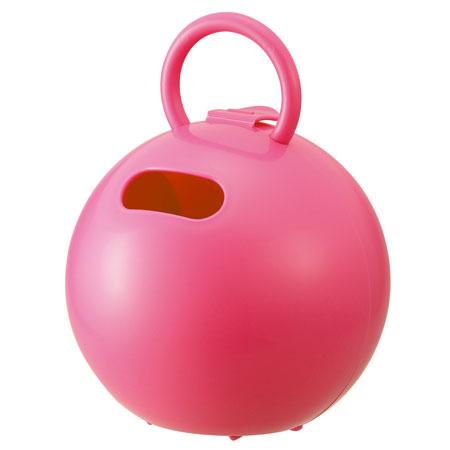 ペーパーホルダー ポイッとボール ピンク(代引き不可) P12Sep14