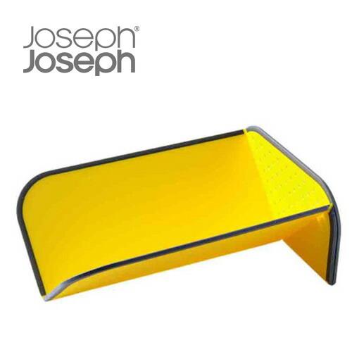 まな板 ジョセフジョセフ 折りたたみ JosephJoseph(ジョゼフジョゼフ) リンスアンドチョップ まな板 イエロー(代引き不可) P12Sep14