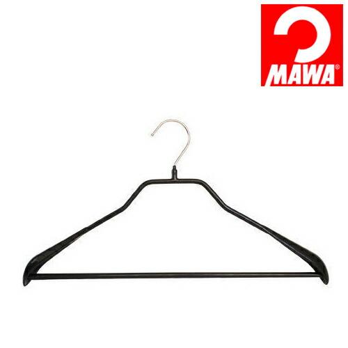 マワハンガー 滑らないハンガー ニューボディーフォーム スーツ用 ブラック(代引き不可) P12Sep14